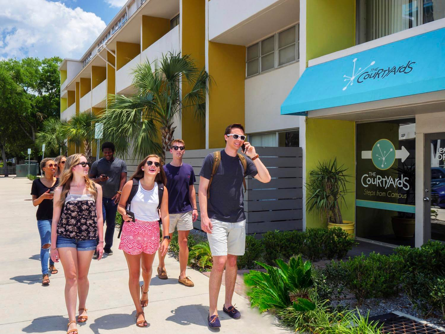 The Courtyards Gainesville Apartments | Gainesville ...