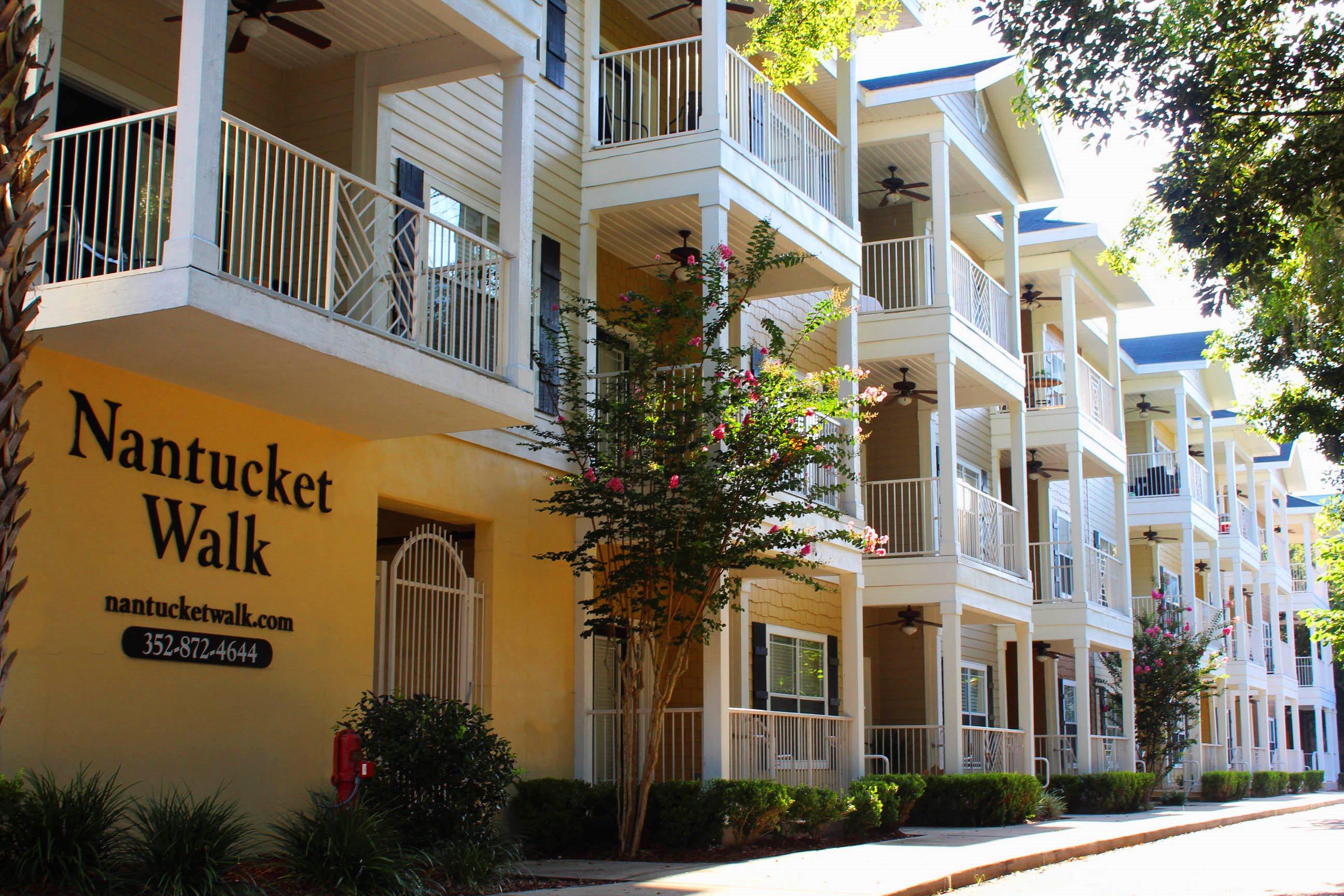 Nantucket Walk Sign 01
