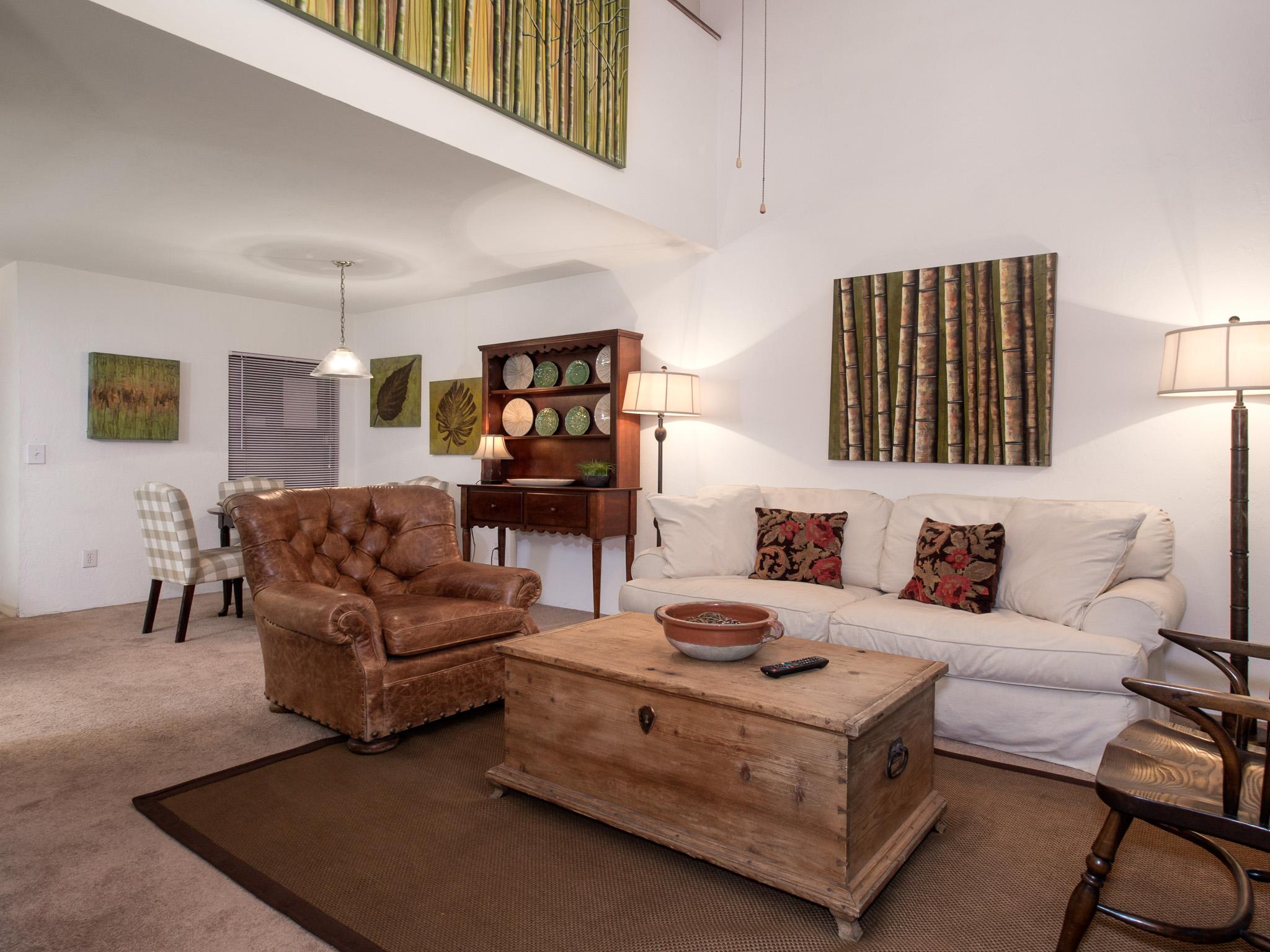 Woodland Villas Living Room 02