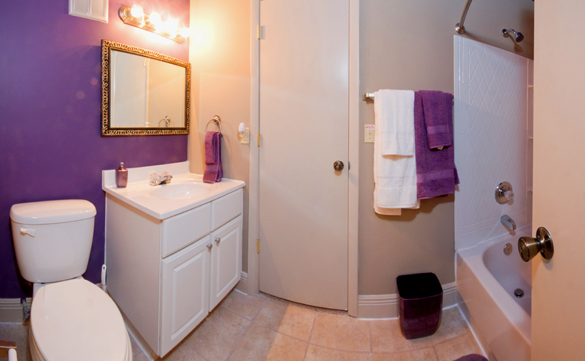Cazabella Apartments Gainesville Bathroom