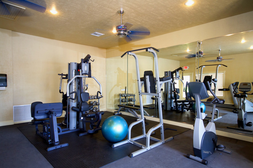 Cazabella Apartments Gainesville Gym