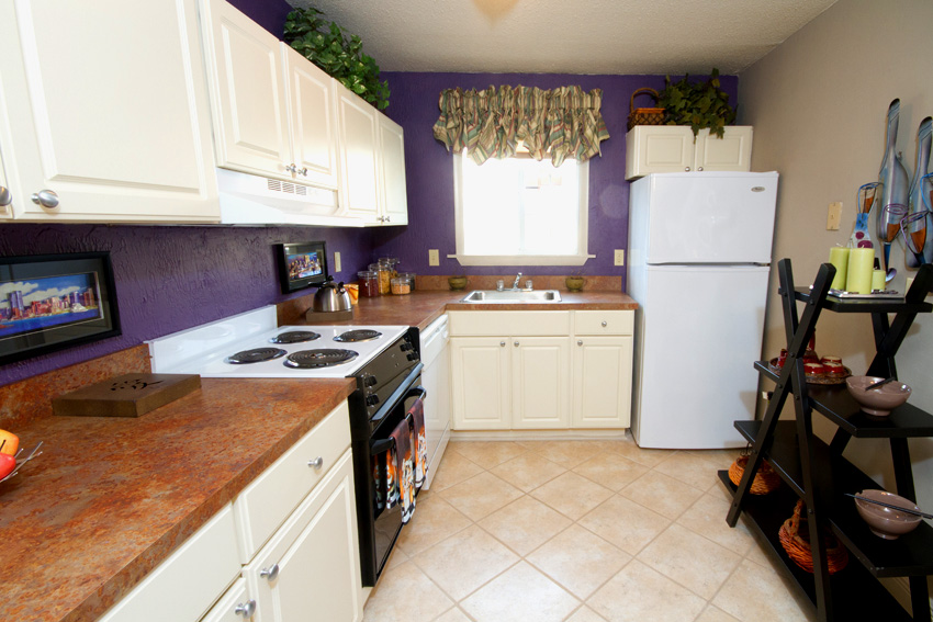 Cazabella Apartments Gainesville Kitchen
