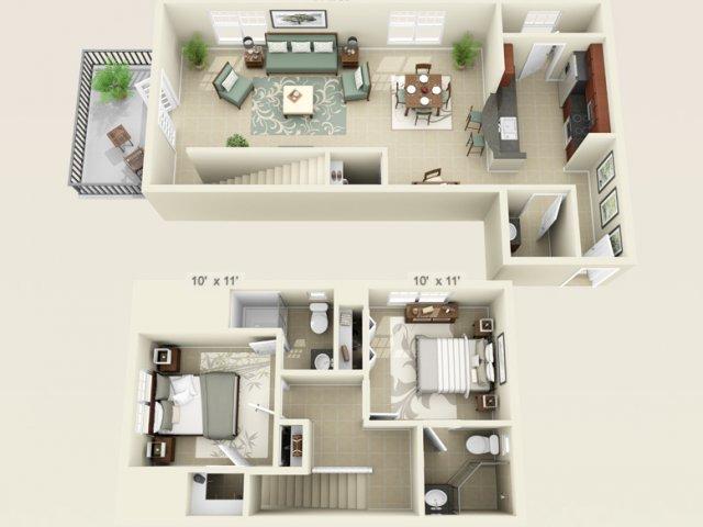 Upper Westside Apartments Near Uf Gainesville