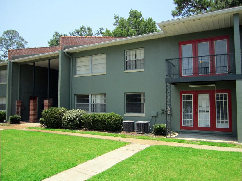 Arbor Park Apartments Exterior