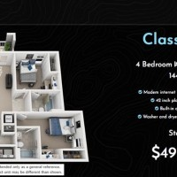 $499 SUMMER SUBLEASE GAINESVILLE PLACE