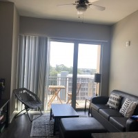 1B/1B IN A 2/2 SUBLET AT THE STANDARD JAN-JULY 2020 + PARKING