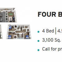 single room for two months
