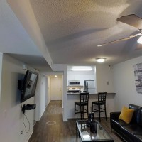 Room in a 4x4 apartment at Lexington Crossing