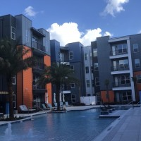 The nine apartment