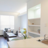 1 bedroom/1 Bathroom at The Continuum